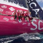 Ženský tým SCA se účastní Volvo Ocean Race